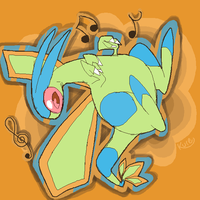 flygon-LighteryBlue101srequest by Kureculari