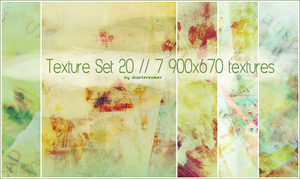 Texture Set 20 by diastereomer