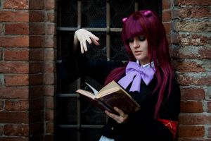 Umineko:Magic witch by YuukiCosplayer