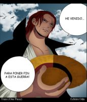Shanks Return by Trazo17