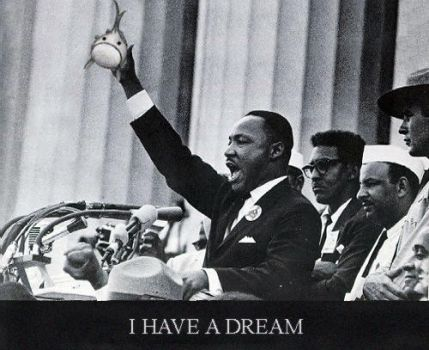 I Have A Dream by Simanion