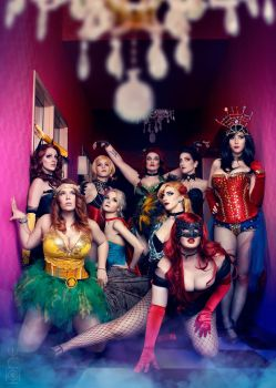 Dc Burlesque 1 by Stephvanrijn