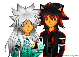 peace~ by sierra-windguardian