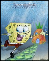 Squarepants Final by kelokera