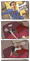 Sofa Edgeworth by exjuice