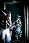 Sylvanas - I hate what I've become by Narga-Lifestream