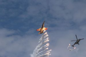 Air14: flares by crazyswisscow