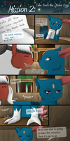 PMD Misson 2- Side 1: Pg 1 by MiaMaha