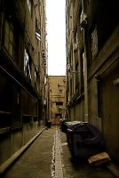 Dark Alleyway by james-wong