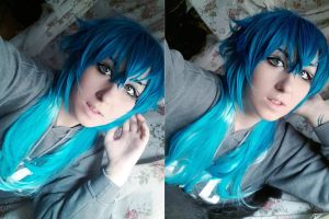 finished Aoba Seragaki wig by Gekroent