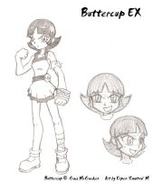 Buttercup EX by emotwo