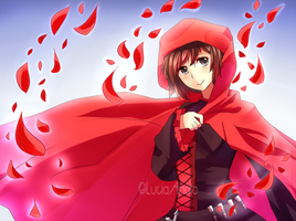 Red Like Roses by LuciaAinoto