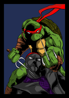 Raph - Colored by carriehowarth