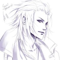 Snow (FF XIII-2) by Levelanix