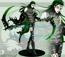 MALE ADOPT 73  [ Auction ] [ CLOSED ] by gattoshou