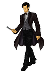 New 11th Doctor Who by CosmicThunder