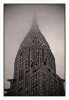 Chrysler Building by YOSHIMETAL