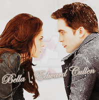 Bella  Edward Cullen by N0xentra