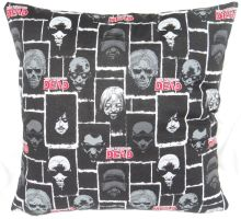 Walking Dead Pillow 2 by quiltoni