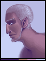 Palette Practice - Francis Yale by Jabnormalities