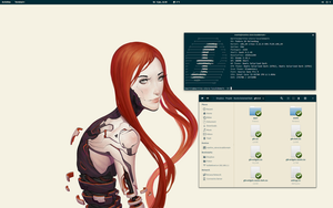 My desktop 2014-01-04 by bitterologist
