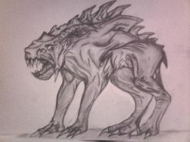 chimera - howler by Zaphoid13
