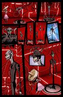Steam Powered Giraffe Comic 14 by BunnyBennett