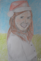Amy Pond by sciencefreako
