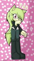 :AT: Vika The Hedgehog  by Jc-the-penguin