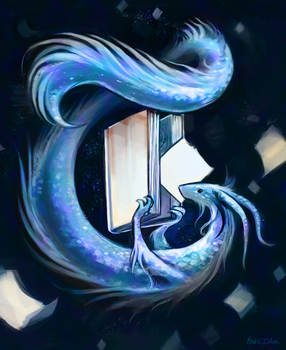 Escape into Reading by skybrush
