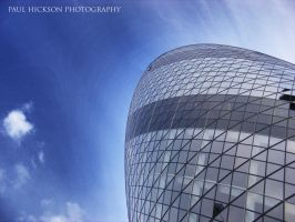 The world's biggest gherkin by Hixybabes