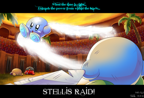 .: Stellis Raid! :. by Assassin--Knight