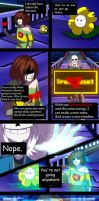 ::Nightmaretale - pg 74:: by xxMileikaIvanaxx
