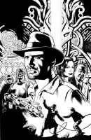 Indiana Jones TOG cover 4 by stevescott