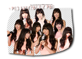 PACK PNG #8 ( Taeyeon SNSD) by JenniferMorgy1998