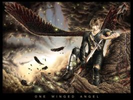 ONE-WINGED ANGEL by Thumbshare