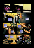 Five Nights at Freddy's : Day and Night page 16 by EyeOfSemicolon