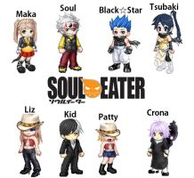Soul Eater - Gaia by zb5766