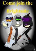 Join the Brightside by BobcatAngel