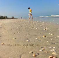 Looking For More Seashells by livin4linkinpark