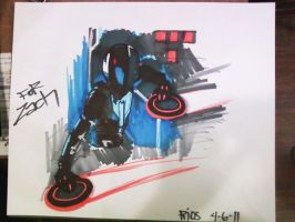 Rinzler for Zach by drios