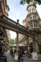 Sicilian Avenue 1, Bloomsbury by wildplaces