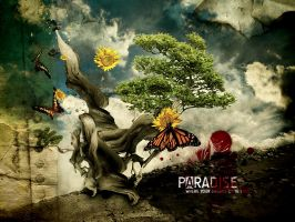 Paradise by boxx2genetica