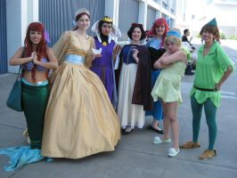AX '10: Disney + Anastasia by ShipperTrish