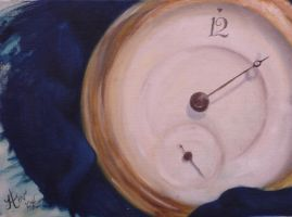 Clock by hever