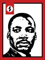 Sapien - Martin Luther King by Pixcaliba