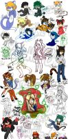 Doodles7 by Lauretta-Chan