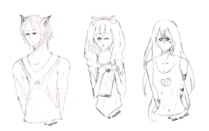 OC Requests by Aricania