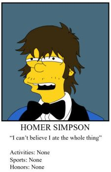 Homer Simpson by Simpsons-Addict