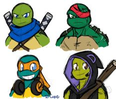 Tmnt design ideas by rongs1234